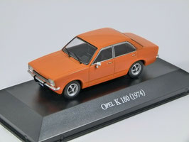 Opel K-180 / Kadett C 1974-1978 orange Argentinia