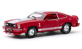 Ford Mustang II Cobra II 1976 rot / weiss