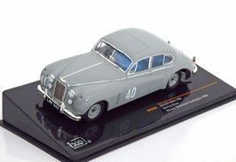 Jaguar MK VII #40 Winner Silverstone Touring Cars 1953 Stirling Moss grau /weiss