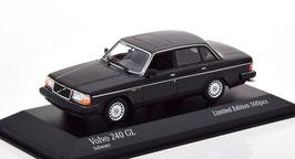Volvo 240 GL Limousine 1982-1993 schwarz
