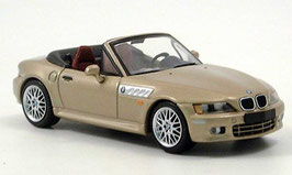 BMW Z3 Roadster E36/7 Phase II 1999-2002 gold met.