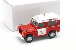 "Land Rover Series II 88 1958-1971 ""Feuerwehr / Bomberos Barcelona rot / weiss"""