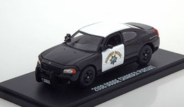 "Dodge Charger Pursuit 2008 ""California Highway Patrol schwarz / weiss"""