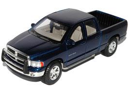 Dodge RAM Quad Cab 2002 dunkelblau met.