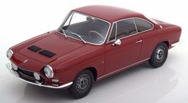 Simca 1200 S Bertone Coupé 1967-1972 dunkelrot