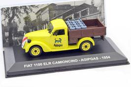 "Fiat 1100 ELR Camioncino ""Agipgas 1954"" gelb"