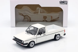 VW Caddy MK I 1978-1992 (2007) Pick Up weiss
