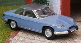 Panhard 24 CT 1963-1964 hellblau / schwarz