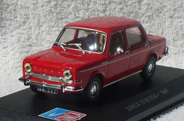 Simca 1118 Version USA 1969 rot