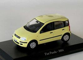 Fiat Panda II 2004-2012 hellgelb