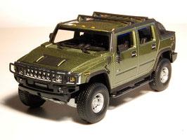 Hummer H2 SUT / Pick Up 2005-2010 hellgrün met.
