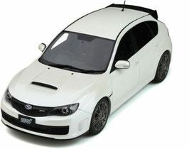 Subaru Impreza WRX STi R205 2010 RHD weiss met.