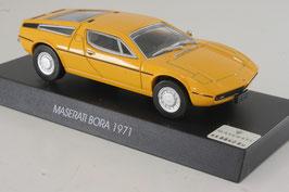 Maserati Bora 1972-1978 gelb
