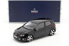 VW Golf VI GTI schwarz 2009-2012 schwarz