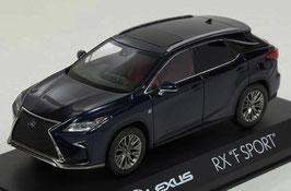 Lexus RX 200t F-Sport seit 2015 RHD dunkelblau met.