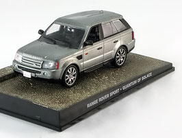Range Rover Sport Phase I 2005-2010  silber met. James Bond Edition 007