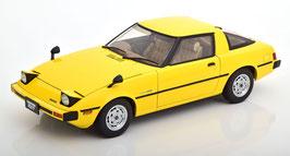 Mazda RX-7 / Savanna SA22C 1978-1981 RHD gelb