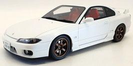 Nissan Silvia VII Spec-R Aero S15 1999-2002 RHD Aspen weiss