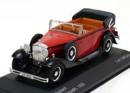 Maybach DS 8 Zeppelin 1930-1940 rot / schwarz