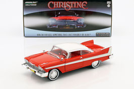 "Plymouth Fury Coupé 1958 ""Film Christine 1983 rot / weiss"""