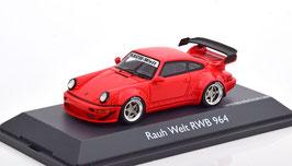 Porsche 911/ 964 RWB Rauh-Welt 1990 rot