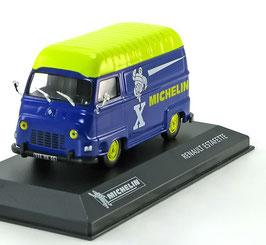 """Renault Estafette 1959-1980 """"Michelin"""" dunkelblau / gelb"""