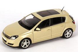 Opel Astra H Limousine 2004-2009 beige met.