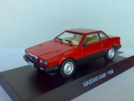 Maserati Karif 1988-1992 rot
