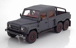 Land Rover Defender Flying Huntsman 6x6 Doka Pick Up 2015 RHD matt-dunkelgrau