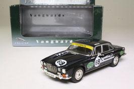 Jaguar XJ6 Series I 1968-1973 Racing #69 schwarz