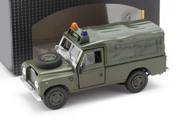 Land Rover Series III 1971-1983 oliv Army