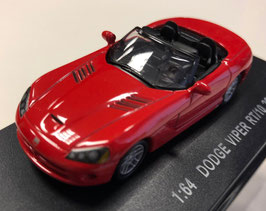 Dodge Viper SRT-10 Roadster 2003-2010 rot