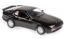 Porsche 944 S2 1988-1991 schwarz