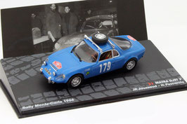 Matra Djet V #179 Rallye Monte Carlo 1966 Jaussaud / Pescarolo