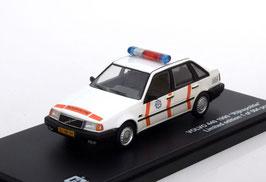Volvo 440 Phase I 1988-1993 Rijkspolitie / Polizei weiss / orange
