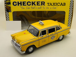 Checker Cab A11 TAXI New York 1963-1982 gelb