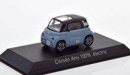 Citroën Ami 100% electirc seit 2020 matt-hellblau / schwarz