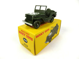 Jeep Willys Army offen 1943-1945 oliv / weiss