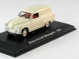 Simca Aronde Messagere 1954 creme