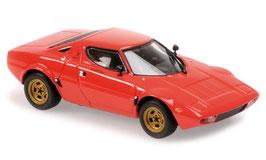 Lancia Stratos HF 1973-1978 rot