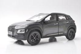 Hyundai Kona / Encino seit 2017 matt- grau / schwarz