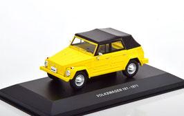 VW Typ 181 1969-1980 gelb / schwarz