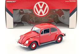 VW Käfer 1967-1970 RHD rot