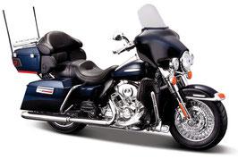 Harley Davidson Electra Glide Ultra Limited 2013 dunkelblau met.