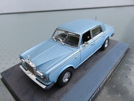 Rolls Royce Silver Shadow II 1977-1980 hellblau met. James Bond Edition 007