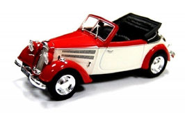 IFA F8 Cabriolet 1949-1955 rot / creme