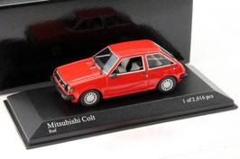 Mitsubishi Colt A150 1978-1984 3-Türer rot