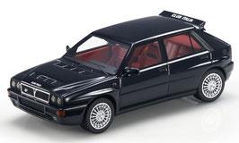 Lancia Delta Integrale Evoluzione 2 Club Italia 1992 schwarz / weiss