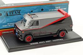 "GMC Vandura 1983 schwarz / rot / grau ""B.A.'s TV-Series A-Team 1983-1987"""