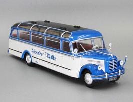"""Borgward BO 4000 1952 """"Wander Falke"""" blau / weiss"""